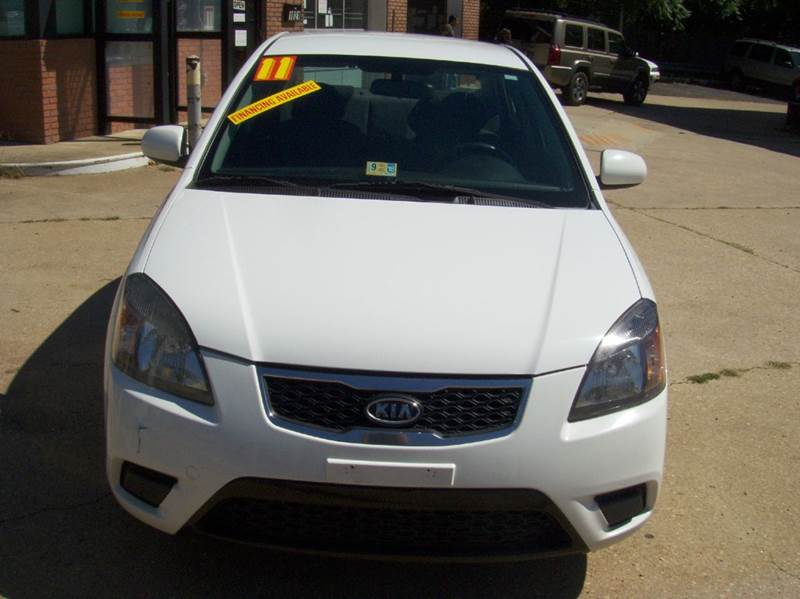 2011 Kia Rio for sale at RODRIGUEZ MOTORS LLC in Fredericksburg VA