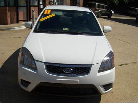 2011 Kia Rio for sale at RODRIGUEZ MOTORS LLC in Fredericksburg VA