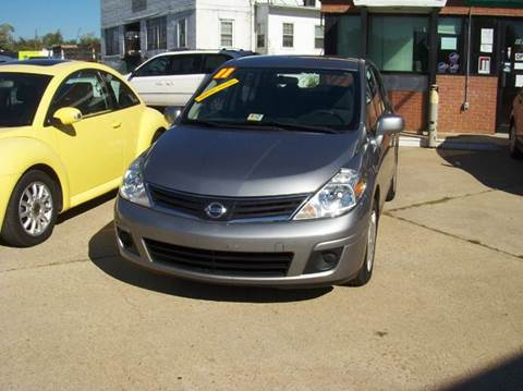 2011 Nissan Versa for sale at RODRIGUEZ MOTORS LLC in Fredericksburg VA