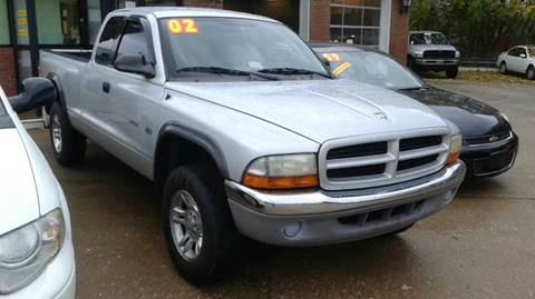 2002 Dodge Dakota for sale at RODRIGUEZ MOTORS LLC in Fredericksburg VA