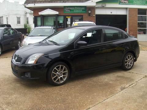 2008 Nissan Sentra for sale at RODRIGUEZ MOTORS LLC in Fredericksburg VA