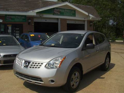 2010 Nissan Rogue for sale at RODRIGUEZ MOTORS LLC in Fredericksburg VA