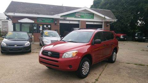 2006 Toyota RAV4 for sale at RODRIGUEZ MOTORS LLC in Fredericksburg VA