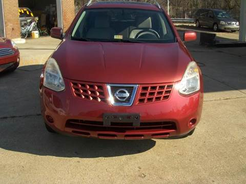 2008 Nissan Rogue for sale at RODRIGUEZ MOTORS LLC in Fredericksburg VA