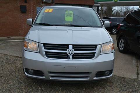2008 Dodge Grand Caravan for sale at RODRIGUEZ MOTORS LLC in Fredericksburg VA