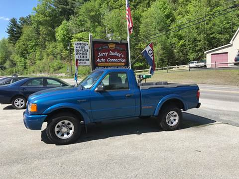 2001 Ford Ranger for sale in Barre, VT