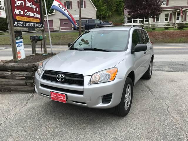 2011 Toyota RAV4 4x4 4dr SUV - Barre VT