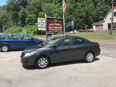 2010 Toyota Corolla for sale in Barre, VT