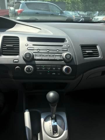 2010 Honda Civic LX 2dr Coupe 5A - Barre VT