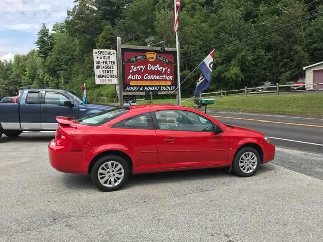2009 Chevrolet Cobalt LS 2dr Coupe w/ 1LS - Barre VT