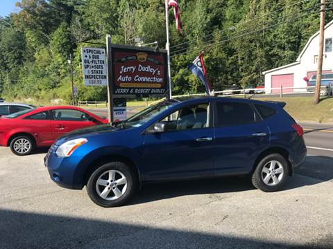 2010 Nissan Rogue for sale in Barre, VT