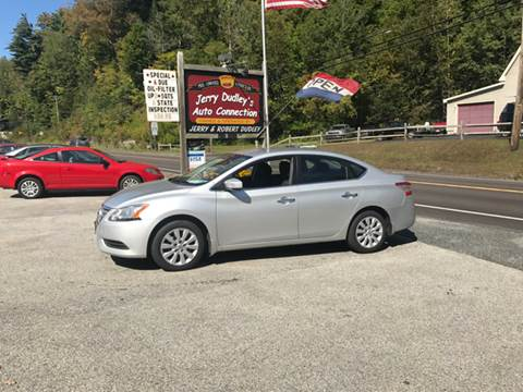 2013 Nissan Sentra for sale in Barre, VT