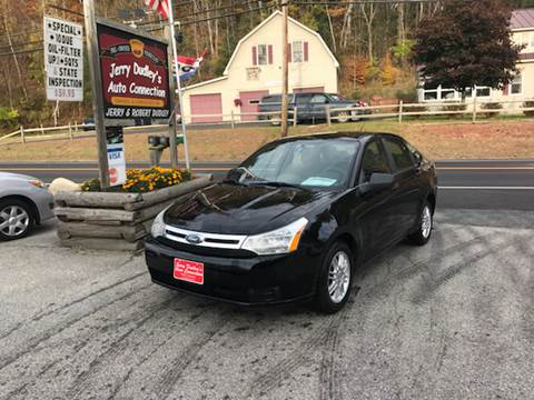 2010 Ford Focus for sale in Barre, VT