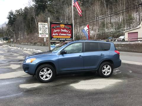 2012 Toyota RAV4 for sale at Jerry Dudley's Auto Connection in Barre VT