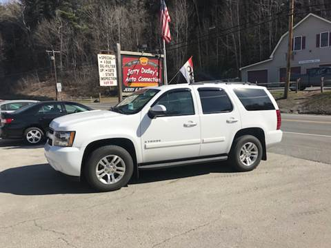 2009 Chevrolet Tahoe for sale at Jerry Dudley's Auto Connection in Barre VT