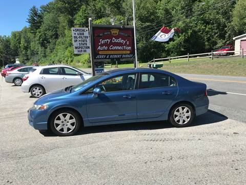 2010 Honda Civic for sale at Jerry Dudley's Auto Connection in Barre VT