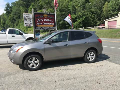 2010 Nissan Rogue for sale at Jerry Dudley's Auto Connection in Barre VT