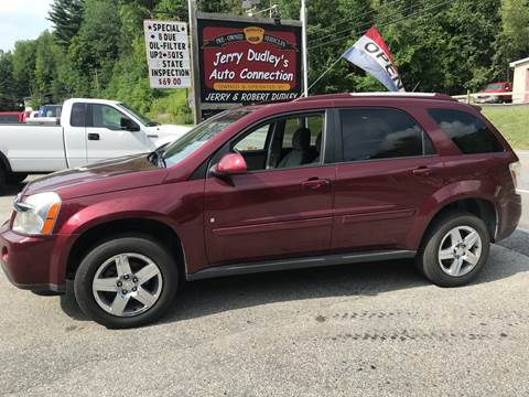 2009 Chevrolet Equinox for sale at Jerry Dudley's Auto Connection in Barre VT