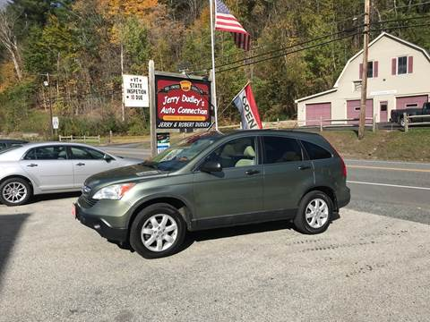 2008 Honda CR-V for sale at Jerry Dudley's Auto Connection in Barre VT