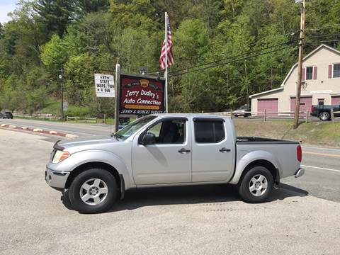2006 Nissan Frontier for sale at Jerry Dudley's Auto Connection in Barre VT