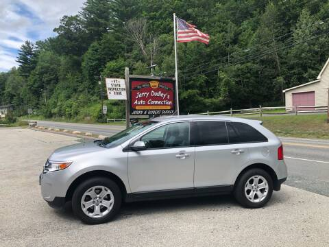 2013 Ford Edge for sale at Jerry Dudley's Auto Connection in Barre VT