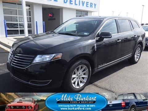 2018 Lincoln MKT Town Car for sale in Plymouth, WI