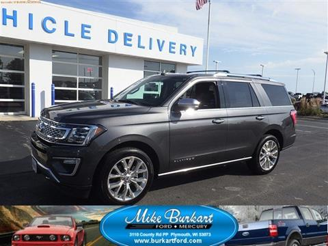 2019 Ford Expedition for sale in Plymouth, WI
