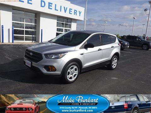 2018 Ford Escape for sale in Plymouth, WI