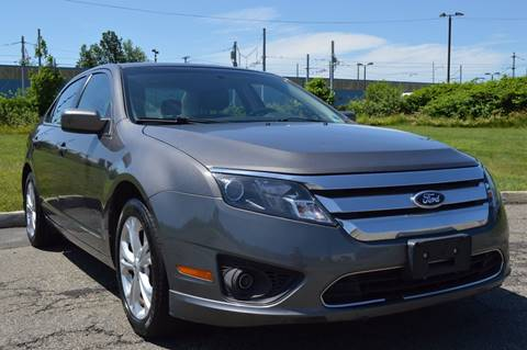 2012 Ford Fusion for sale in Bloomfield, NJ