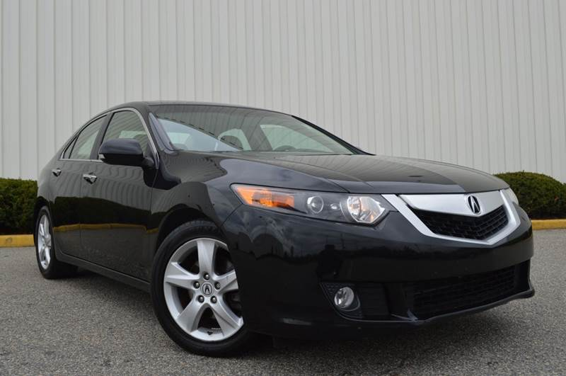 2009 acura tsx base w tech 4dr sedan 5a w technology package in bloomfield nj pristine auto group. Black Bedroom Furniture Sets. Home Design Ideas