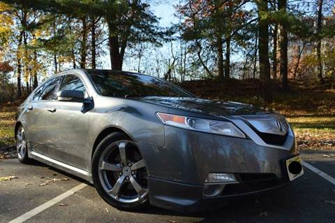Acura TL In BLOOMFIELD NJ Pristine Auto Group - Acura tl awd for sale