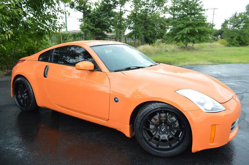 2007 Nissan 350Z Enthusiast 2dr Coupe (3.5L V6 6M) In Bloomfield NJ ...