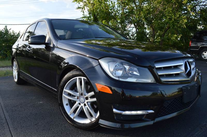 2012 Mercedes Benz C Class For Sale At Pristine Auto Group In Bloomfield NJ