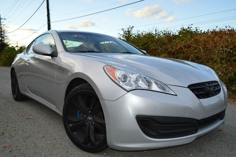 2012 Hyundai Genesis Coupe For Sale At Pristine Auto Group In Bloomfield NJ