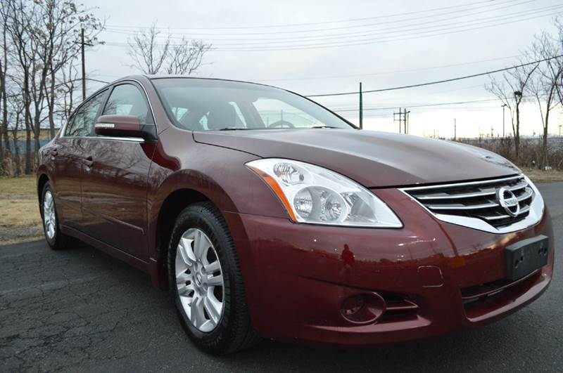 2010 nissan altima 2 5 sl 4dr sedan in bloomfield nj pristine auto group. Black Bedroom Furniture Sets. Home Design Ideas