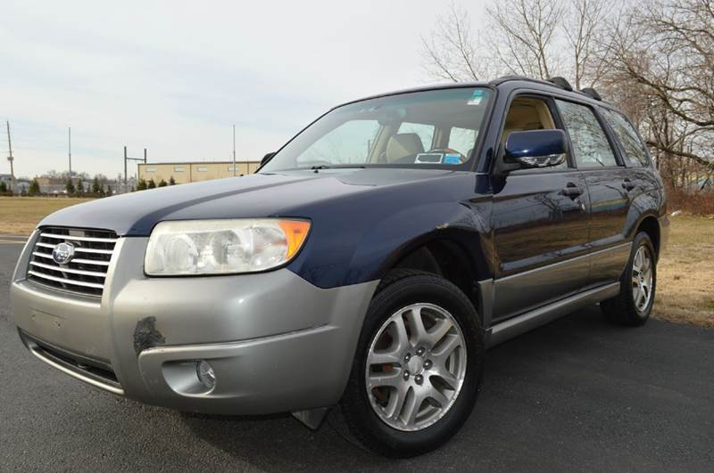 2006 subaru forester 2 5 x l l bean edition awd 4dr wagon in bloomfield nj pristine auto group. Black Bedroom Furniture Sets. Home Design Ideas