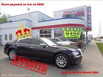 2014 Chrysler 300 for sale in Redford, MI