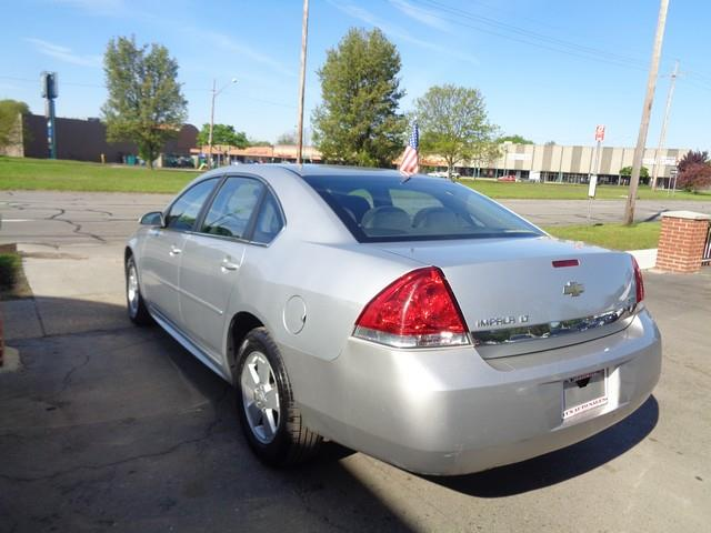 2011 Chevrolet Impala LT Fleet 4dr Sedan w/2FL - Redford MI