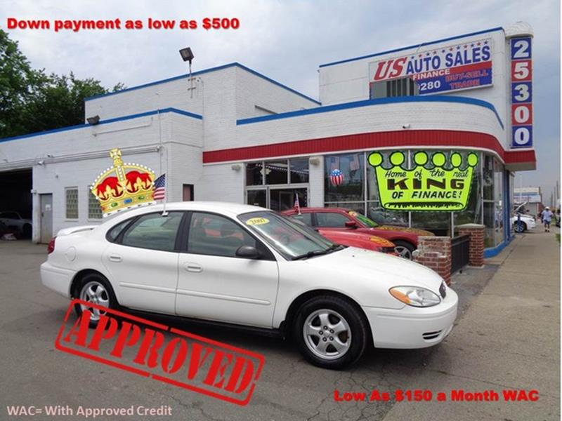 2007 Ford Taurus car for sale in Detroit
