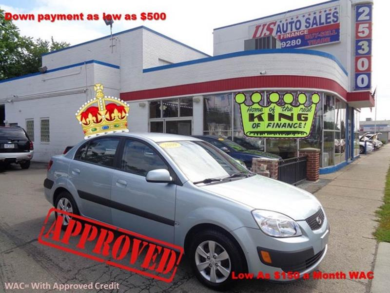 2009 Kia Rio car for sale in Detroit