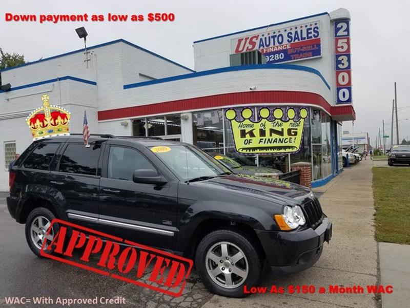 2009 Jeep Grand Cherokee car for sale in Detroit