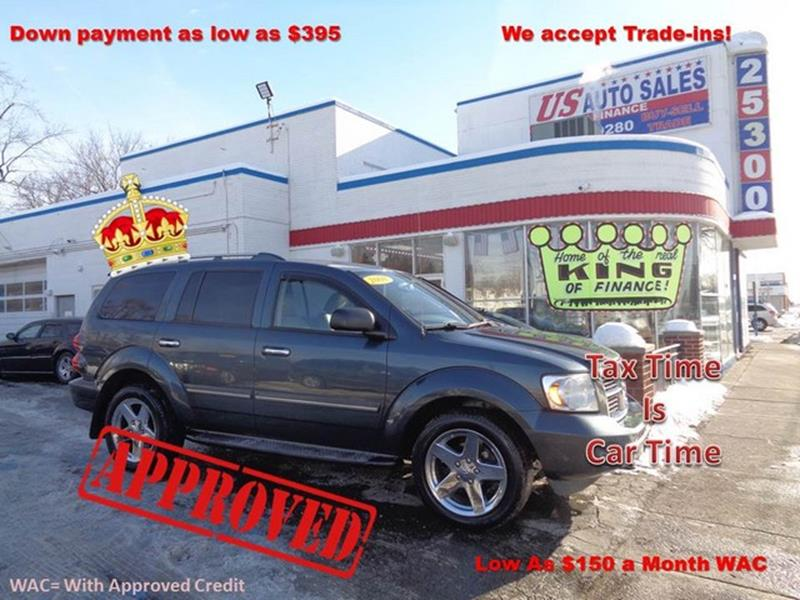 2008 Dodge Durango car for sale in Detroit
