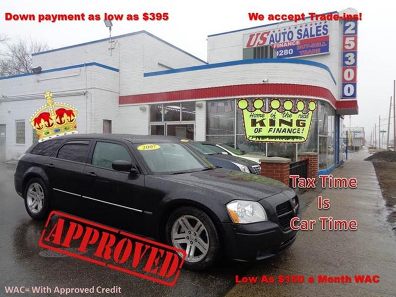 2007 Dodge Magnum car for sale in Detroit