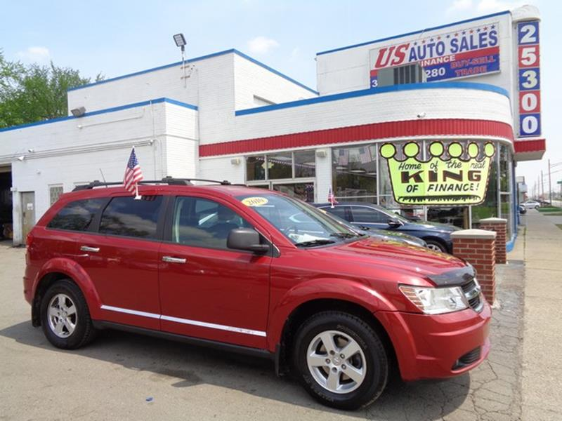 2010 Dodge Journey car for sale in Detroit