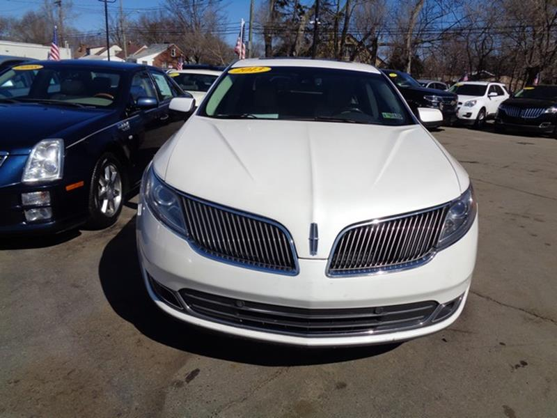 2013 Lincoln Mks car for sale in Detroit
