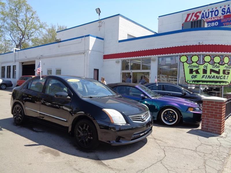 2010 Nissan Sentra car for sale in Detroit