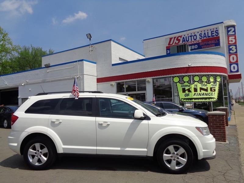 2011 Dodge Journey car for sale in Detroit