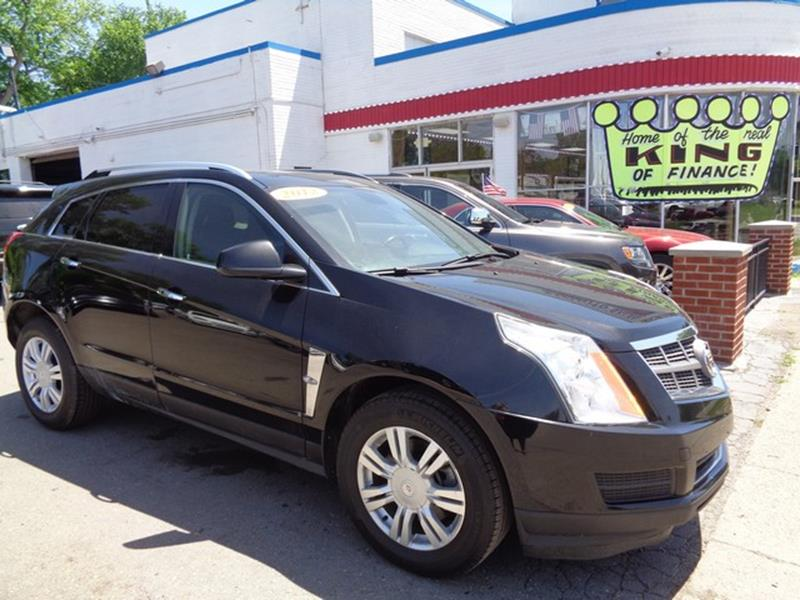 2012 Cadillac Srx car for sale in Detroit