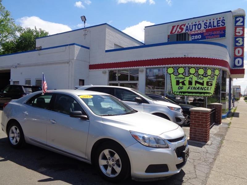 2014 Chevrolet Malibu car for sale in Detroit