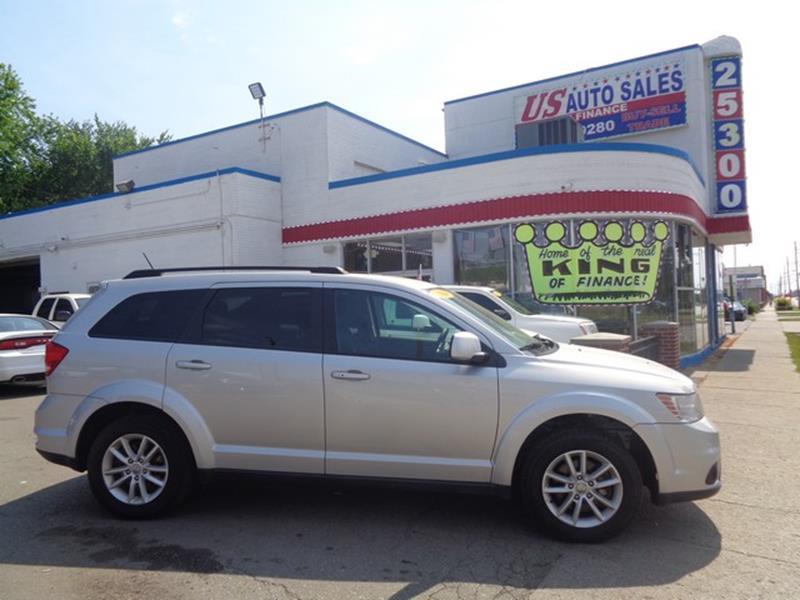2014 Dodge Journey car for sale in Detroit